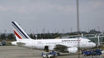 Air France pilots begin strike